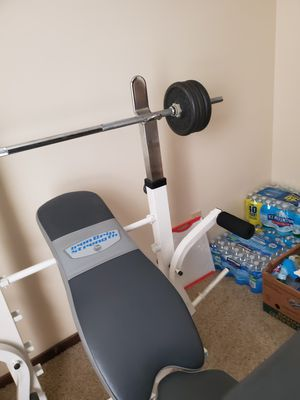 Gym equipment weights for Sale in Columbus, OH