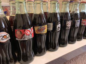 Special Edition/Vintage, antique-ish Coca-Cola products for Sale in Piedmont, SC