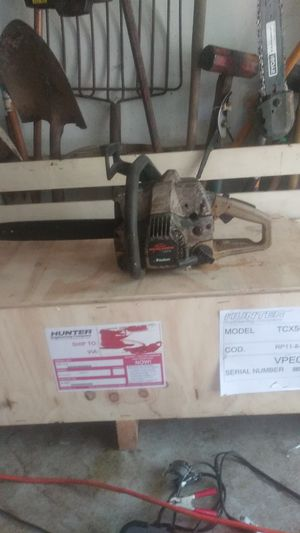Poulan 2075c chainsaw for Sale in Suwanee, GA