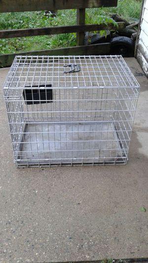 "Dog kennel L 30"" × W 20 1 / 2 "" × H 24 "" for Sale in Detroit, MI"
