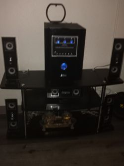 DaVinci IDF=50 Tube Powered 5.1 Channel Surround Receiver for Sale in Las Vegas,  NV