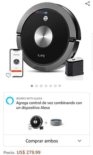 Robotic vacuum cleaner ilife A9 for Sale in Miami, FL