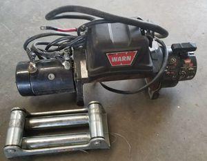 Warn VR12 winch cheap!!! for Sale in Las Vegas, NV