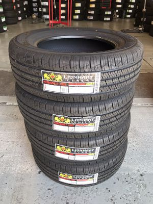BRAND NEW SET OF TIRES 235/65/17 for Sale in Redlands, CA
