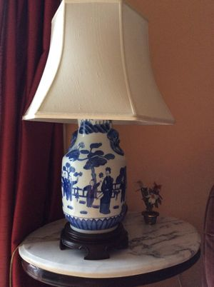 Antique Chinese lamps for Sale in Derwood, MD