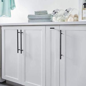 "(10) Matte Black 11.35"" Stainless Steel Kitchen Drawer Pulls Cupboard Handles Cabinet Handles for Sale in Tamarac, FL"