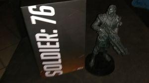 Overwatch ( Soldier 76 statue) for Sale in Phoenix, AZ