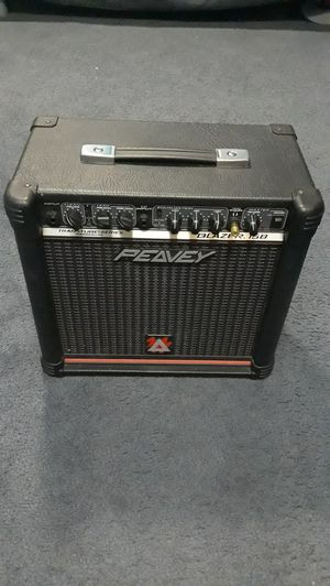 Peavey Blazer 158 guitar amp for Sale in Issaquah, WA