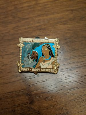 Disney LE pin-rare cast member exclusive limited edition Disney Pocahontas pin of 750 for Sale in Glendale, AZ
