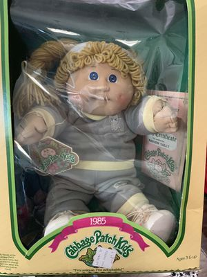 Used, Cabbage Patch Kids 1985 for Sale for sale  Dallas, TX