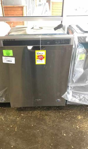 Whirlpool Stainless Steel Dishwasher 💲💲 LY7A for Sale in Irving, TX