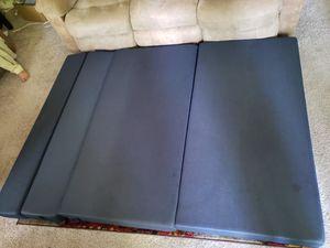 Milliard TriFold Foam Folding Mattress and Sofa bed for Sale in Kent, WA