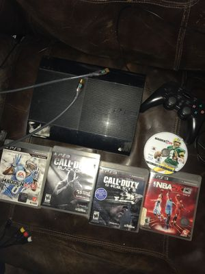 500 GB Slim PS3 for Sale in Winter Haven, FL
