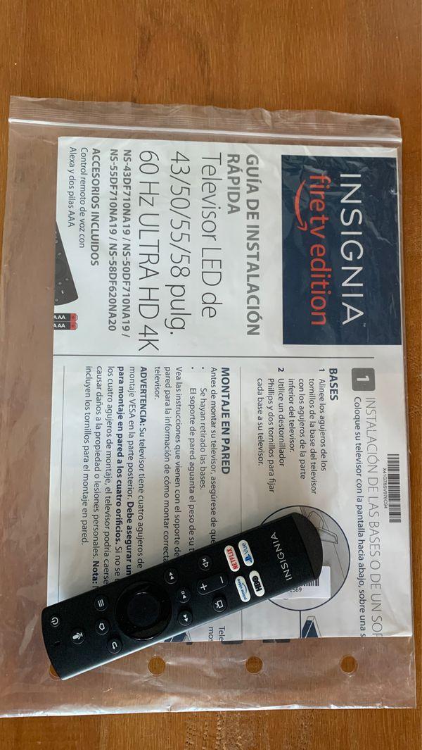 "43"" LED Smart tv/ 4K Ultra HD"