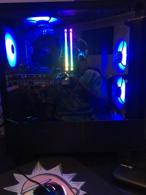High End Gaming PC 200FPS for Sale in Anaheim, CA