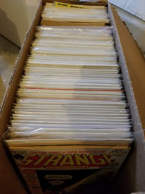 About 140+ VG-VF Action Adventure Bronze Comic Books 1970s-1980s Conan Tarzan++ for Sale in Cuyahoga Falls, OH