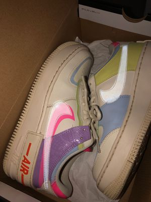 Air Force 1 beige shadow for Sale in Los Angeles, CA