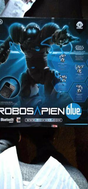ROBOSAPIEN blue for Sale in Haysville, KS