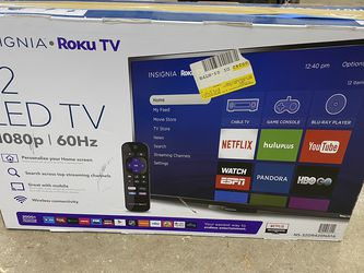 Roku TV Insignia 1080p 32 Inch for Sale in Seattle,  WA