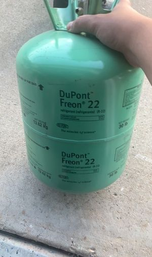DuPont freon 22 for Sale in Rancho Cordova, CA