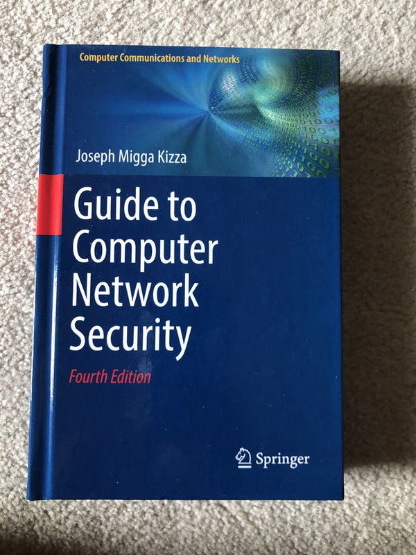 Guide to computer network n security