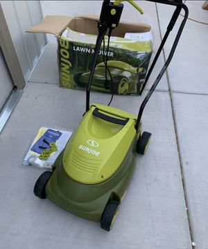 Sun joe Electric Lawn Mower for Sale in Las Vegas, NV