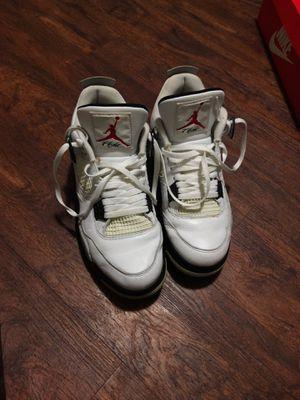 Air Jordan 4 Retro OG for Sale in Baltimore, MD