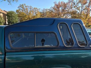 Covermaster Truck Cap/Camper Shell $600 OBO for Sale in Columbia, MD