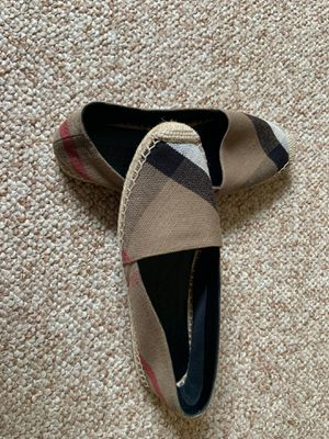 Women Burberry loafers for Sale in Orlando, FL