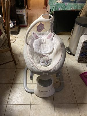 Baby swing for Sale in Newington, CT