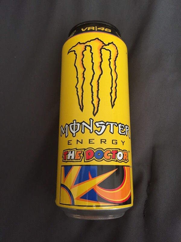 Valentino Rossi Monster Energy Drink Motogp Cota