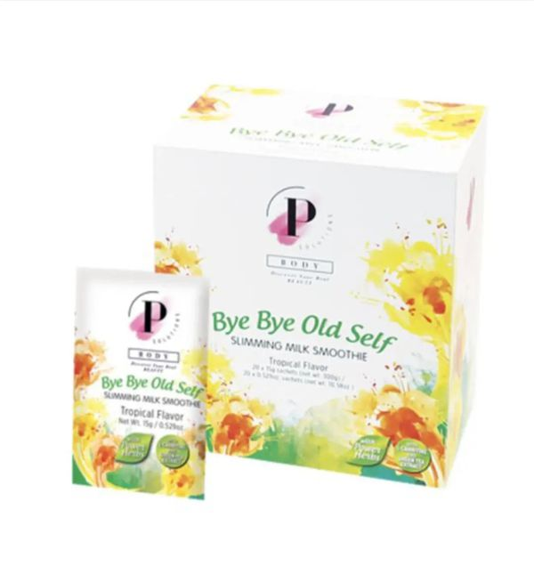 P Solutions Bye Bye Old Self Milk Smoothie Health Pack (1BOX / 20PCS)