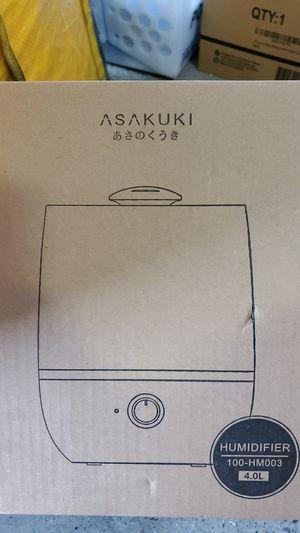 Asakuki Humidifier for Sale in Atlanta, GA