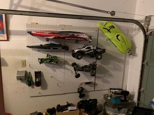 Rc Lot everything works traxxas xmaxx (trades or offers) for Sale in Renton, WA