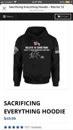 ($20 Discount) Cool Patriotism Hoodie Jacket for Sale in San Gabriel, CA