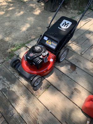 Yard machines push mower $120 for Sale in Columbus, OH