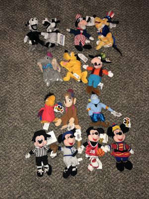 Disney Beanie Babies (Read Post For Each Set Prices) for Sale in Fresno, CA