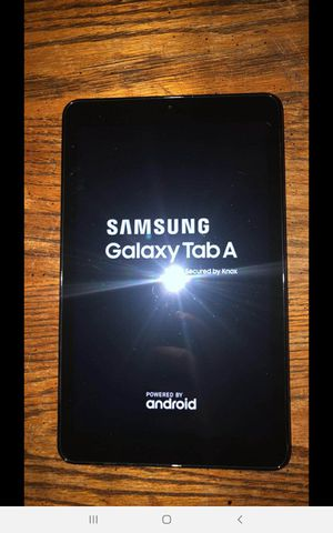 Samsung Galaxy Tab A w/ LIFETIME Service for Sale in Terre Haute, IN