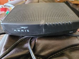 ARRIS TM722G/CT DOCSIS 3.0 Cable Modem--$20 FIRM!!! for Sale in Stockton, CA