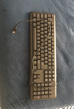 Wired Computer Keyboard for Sale in Rockville, MD