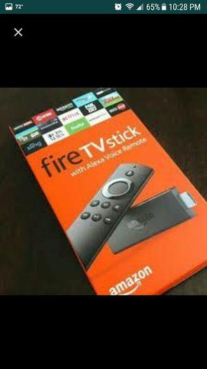 Firestick free tv for Sale in Denver, CO