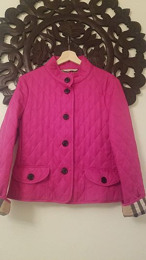 Burberry London Jacket size M for Sale in Seattle, WA