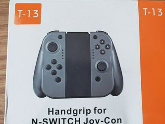 Nintendo Switch Handgrip Joycon Controller for Sale in Florence,  SC