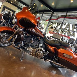 2012 Harley Davidson CVO Street Glide Touring for Sale in Tempe, AZ