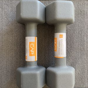 CAP 10 LB Dumbbell Weight Set for Sale in Murrieta, CA