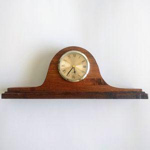 Handmade Wooden Analog Clock for Sale in Ashburn, VA