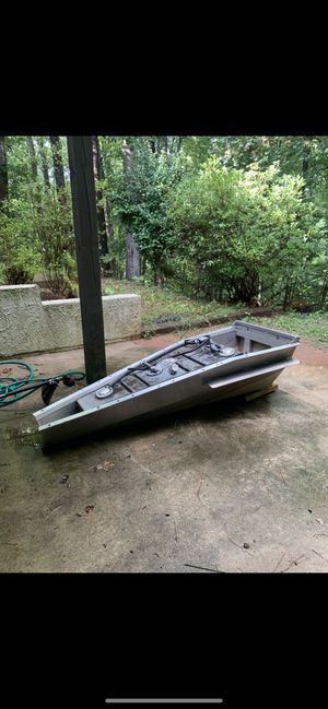 Pontoon Boat Transom for Sale in Gainesville, GA