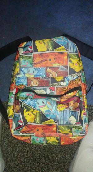 Pokemon backpack for Sale in Conshohocken, PA