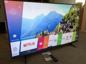 "LG 60"" 4K Ultra Smart TV for Sale in Las Vegas, NV"