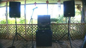 Powered PA system for sale for Sale in Cocoa Beach, FL